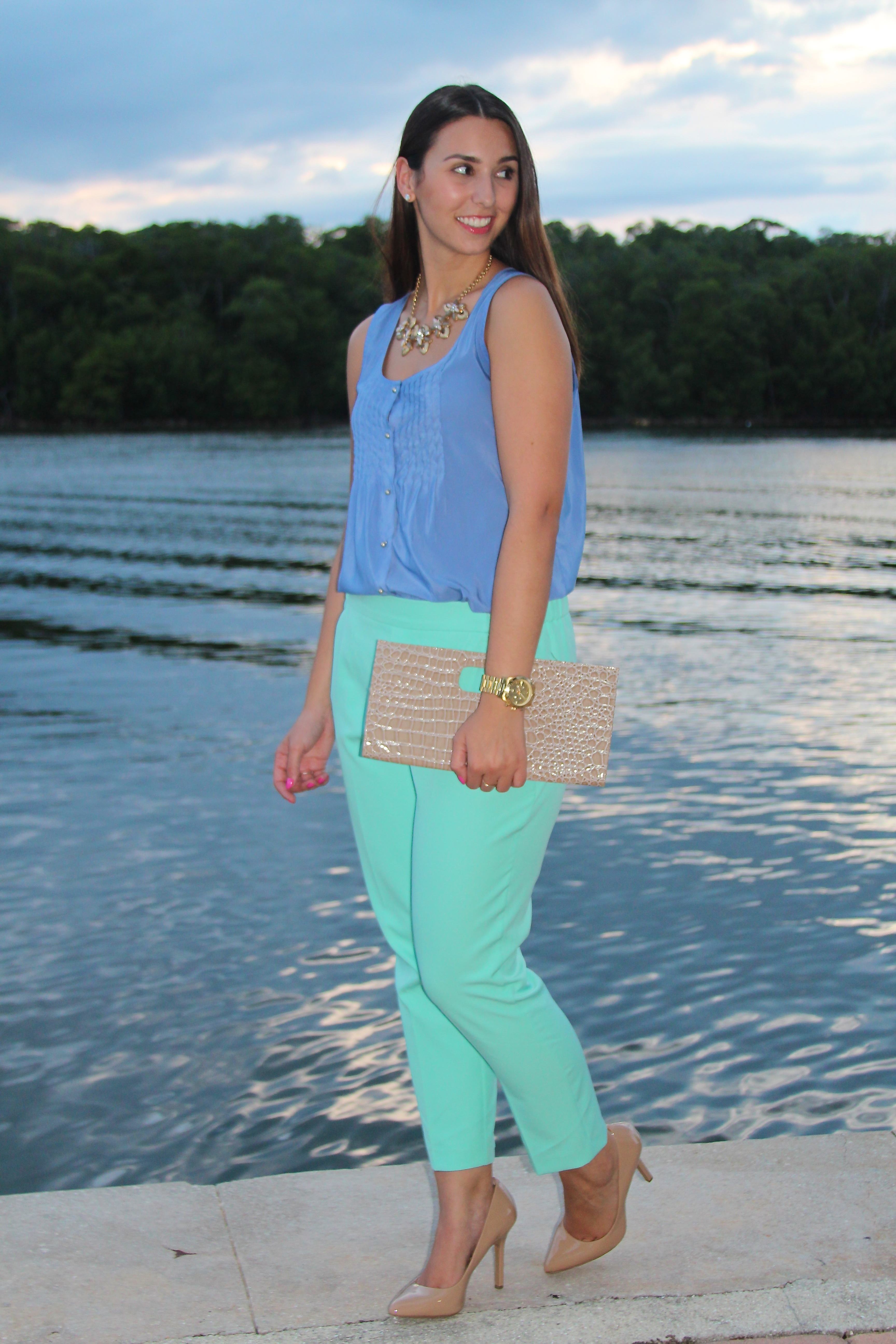 Pairing Pastels Together